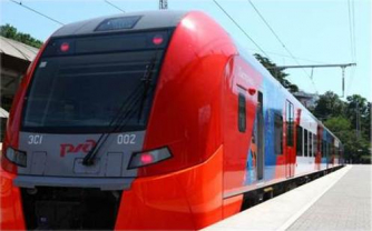 Transport card for high-speed trains in Sochi